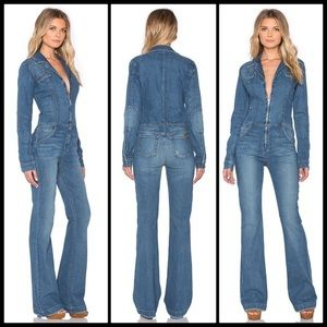 JOE'S 👖 Studio Flare Jumpsuit NWT